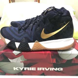 Kyrie 4 size 9.5