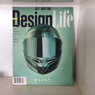 WIRED Magazine Special Edition: Design Life (February 2017)