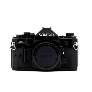 Canon A-1 Film SLR Camera