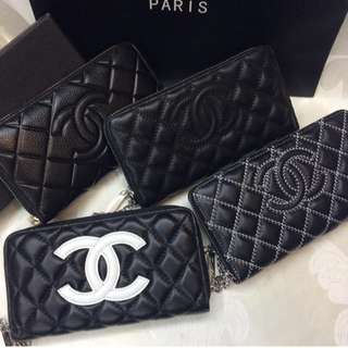 Chanel Wallets (High Quality)