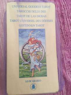 The Universal Goddess Tarot