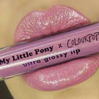 Colourpop x My Little Pony Ultra Glossy Lip in Ponyland