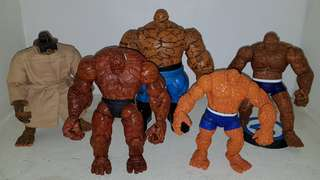 Fantastic Four Thing Set