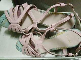 CLN elisse wedge Sandals