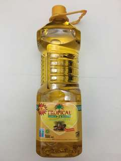 Tropical Cooking Oil 2xFRACTIONATION 2000ml