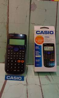 Casio sientific fx 350 es plus