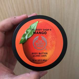 body butter mango 50ml