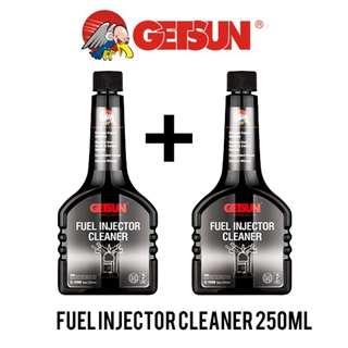 GETSUN Fuel Injector Cleaner G-1098 - 2 Bottles