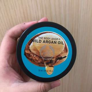 body butter wild argan oil 50ml