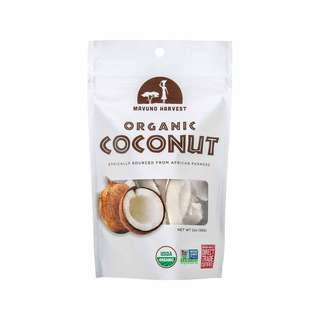 Mavuno Harvest Organic Dried Coconut 56g