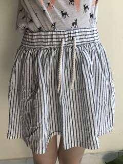 GAP KIDS stripe skirt