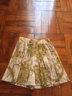 Butterfly high waisted Shorts
