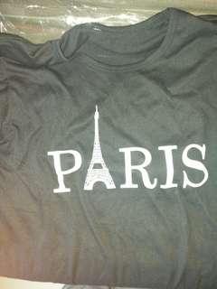 paris shirt size S