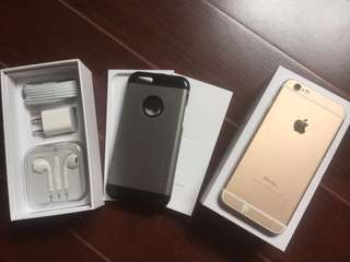 iphone 6 64 gb Gold Factory unlock