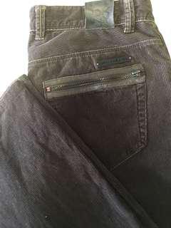 DKNY Men's Velvet Jeans