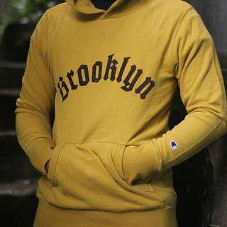 Hoodie Champion x Brooklyn