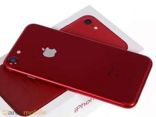 Apple iPhone 8 Smartphone 64GB Red Edition Garansi Resmi