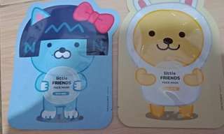 MASKER THE FACE SHOP X KAKAO FRIENDS