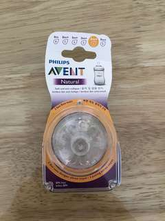 Philips Avent Teats Classic and Natural