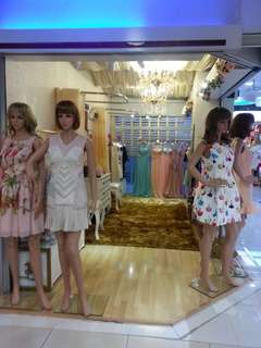 Fully Furnished Fashion Shop Fareast Plaza