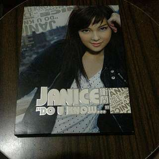 Janice 衛蘭 Do You Know 2CD