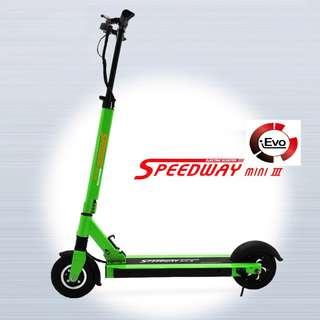 SPEEDWAY MINI IV PRO 500W 48V 15.6Ah
