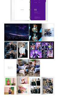 [LOOSE ITEM] BTS MEMORIES OF 2017 PHOTOBOOK
