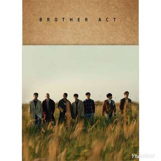 (WTB) BTOB Brother Act