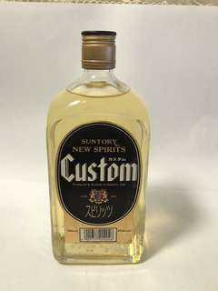 Suntory Custom 三得利威士忌720ml