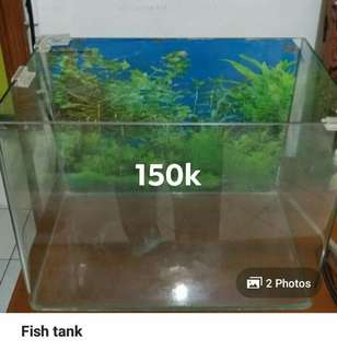 Fish tank (glass)