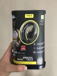 🚚 Jabra Bluetooth Headset