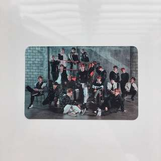 wts nct fan party spring photocard