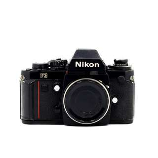 Nikon F3 Film SLR Camera