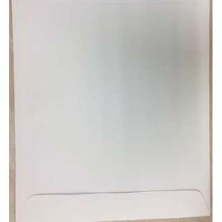 "White Envelope (Large) 10"" x 12.75"""
