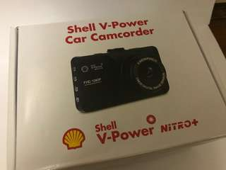 Shell 1080p 車cam