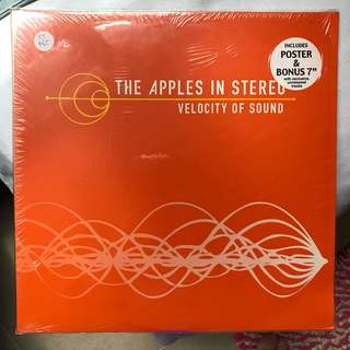 Vinyl Records - The Apples In Stereo LP New Condition
