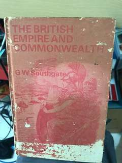 The British Empire and Commonwealth