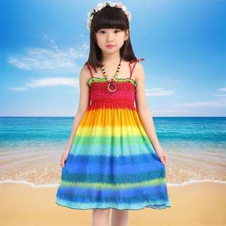 Rainbow Dress **READY STOCK 现货** #fashion75