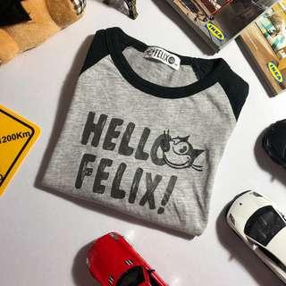 Felix Black [ 6-8yr ]