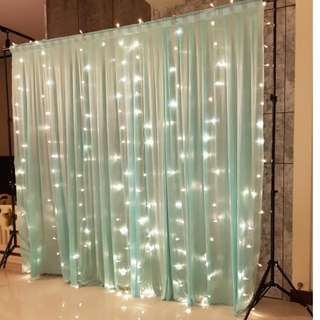 Backdrop Setup & Dessert Table_Birthday_ROM_Wedding / Props Rental Service