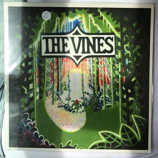 Vinyl records- The Vines- like new condition!