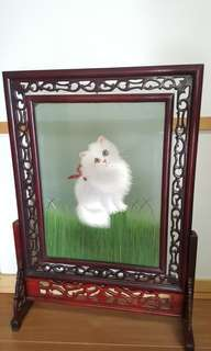 High Quality Double Sided Silk Embroidery 双面绣 42 x 32cm (Without Frame)