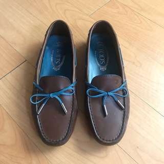 Tods 鞋