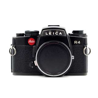 Leica R4 Black Film SLR Camera