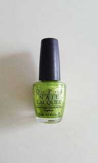 OPI Call My Cell-ery NLB49 (Black Label)