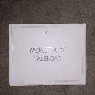 MONSTA X Season's Greetings 2016