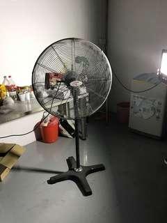 26 inch Industrial stand fan