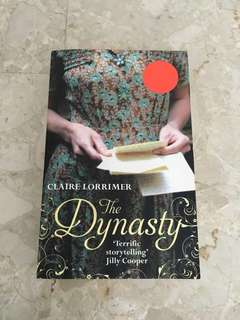 The Dynasty by Claire Lorrimer