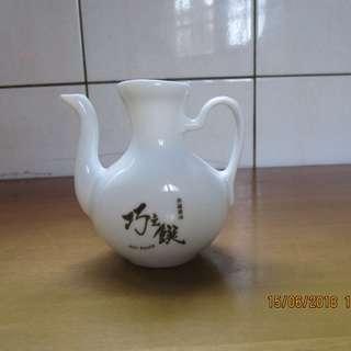 早期醬油罐 / 醬油壺 / 味王敬贈