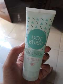 Emina DOT BURST Facewash